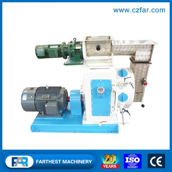 Organic Fertilizer Making Machine Ring Die Pressing Agricultural Farming