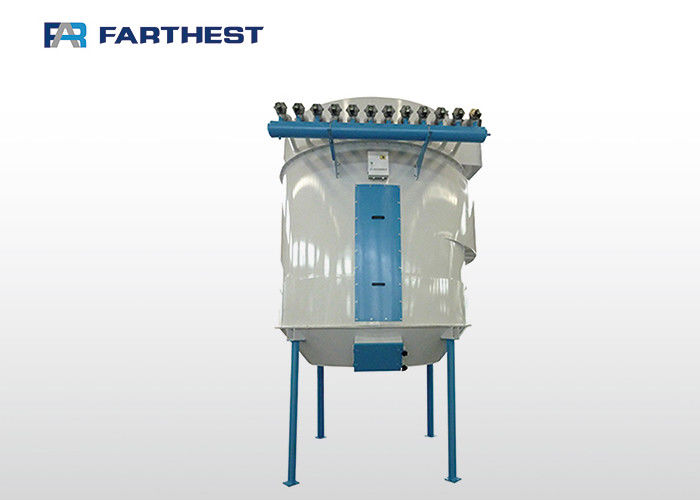 Industrial Dust Collector Rice Milling Drum Pulse Filtering Low Noise