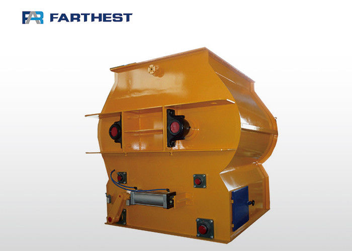 Stainless Steel Animal Feed Mixer Machine For Small Farm Foreign Export