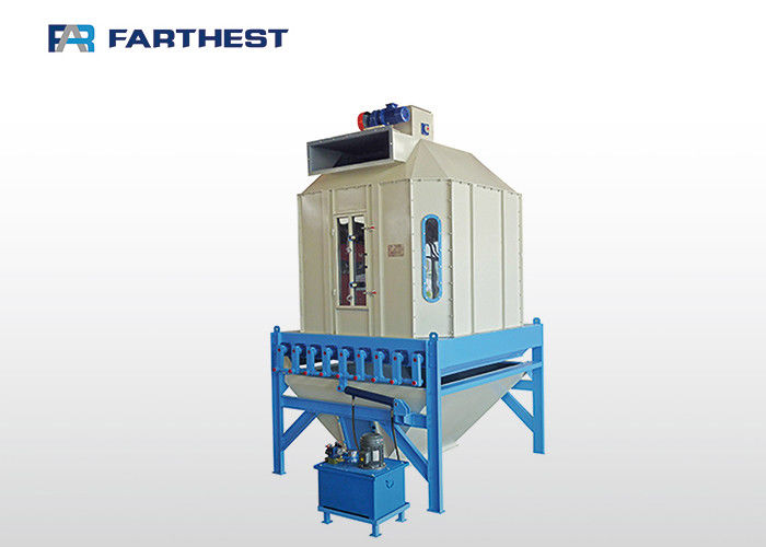 Professional Floating Poultry Feed Mill Machine For Salmon Carp Fish Farming
