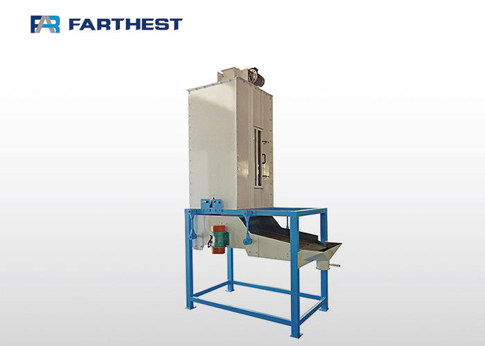 Steel Animal Feed Processing Equipment Cassava Pellet Feed Cooling Sifting