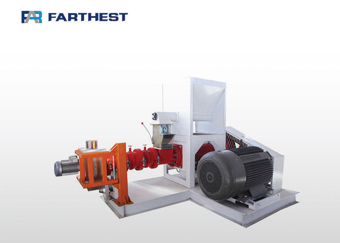 Single Screw Feed Extruder Machine Dry Method Puffed Corn Extruder Machine