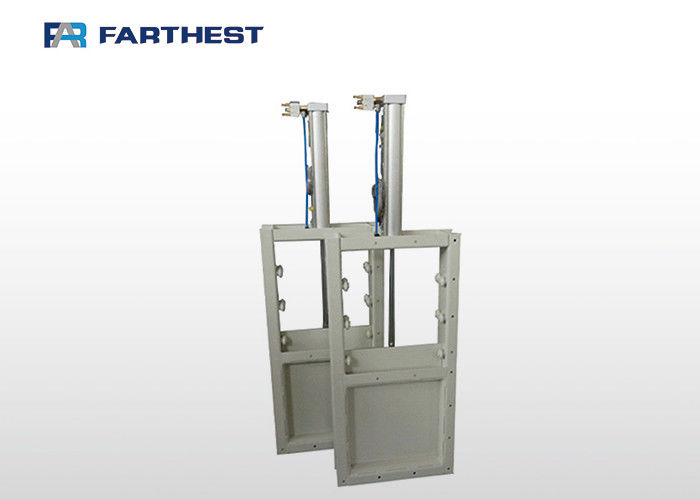 Customized Pneumatic Sliding Gate Design For Poultry Feed Mill Equipment