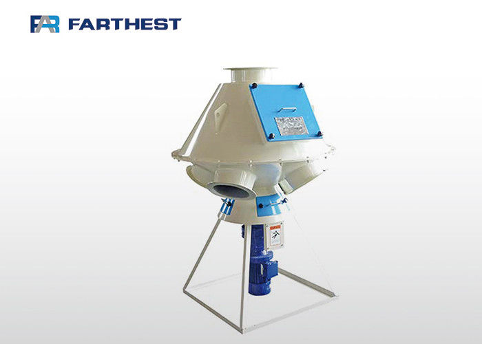Stable Working Rotary Distributor For Grain Processing Mill , 1 Year Warranty