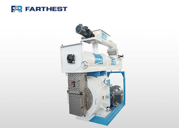 Automatic Cow Feed Processing Feed Pellet Making Machine With SKF Bearing