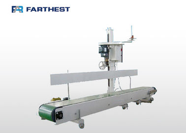 Electric Motorized Feed Bagging Equipment , Bag Closer Sewing Machine
