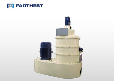 China Ultrafine Hammer Mill Pulverizer Shrimp Feed Processing Hammer Crusher Machine factory