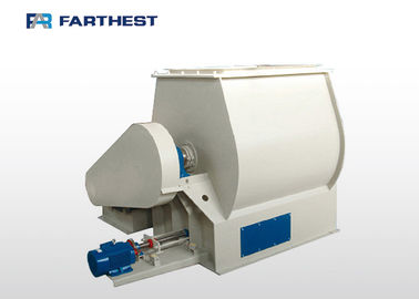 380 Voltage Single Shaft Paddle Mixer For Organic Fertilizer Production Line