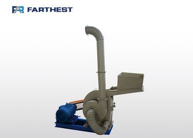 China 380V Siemens Motor Hammer Mill Machine Suited For Small Scale Feed Plant factory