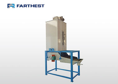 China Steel Animal Feed Processing Equipment Cassava Pellet Feed Cooling Sifting factory