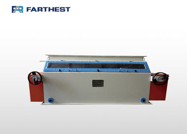 China Double Roller Poultry Feed Production Machines Convenient Operation 500kg Weight factory