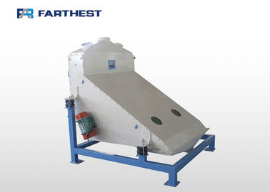 China Vibratory Screener Fish Feed Production Line For Fish Feed Production Process factory