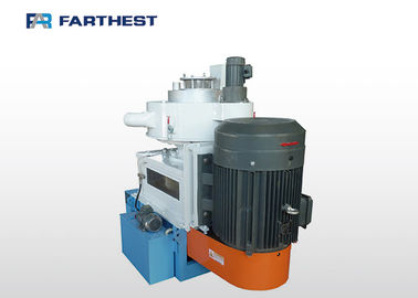 China Wheat Straw Biomass Energy Machine Biomass , Maize Stalk Biomass Pellet Making Machine factory