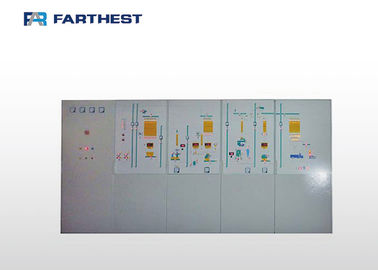 SDK Series Industrial Electrical Control Panels Feed Plant Centralized Control System