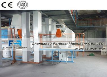 Low Residue Premix Plant Broiler Chicken Premix Feed Manufacturing Equipment