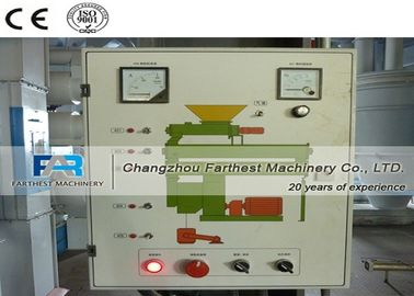 MCC Type Steel Industrial Electrical Control Panels For Feed Equipment