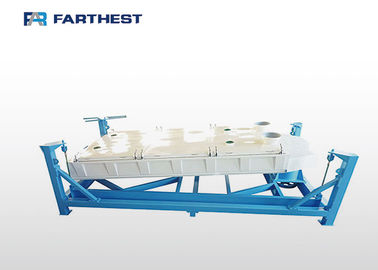 Feed Factory Premix Plant Farm Animal Feed Rotary Screener 2000kg Weight