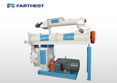 China High Protein Cattle Feed Pellet Production Equipment With Siemens Motor factory