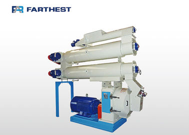 China Salmon Farm Fish Feed Pellet Making Machine , Small Pellet Making Equipment factory