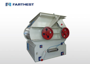 1 Ton Horizontal Feed Mixer And Vertical Mixer Feeder With 1 Year Warranty