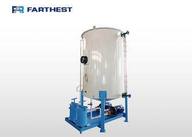 Compressed Air Spraying Animal Feed Mixer Machine To Add Oil And Molasses CE Approved