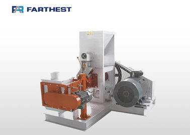 Single - Screw Dry Extruder Machine For Fish Powder , Fish Feed Machine