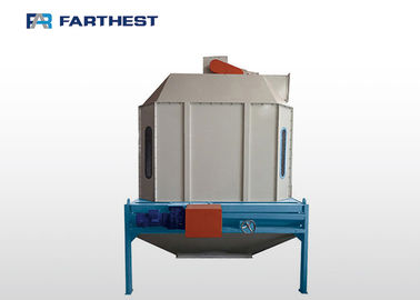 Long Life Cattle Feed Process Poultry Feed Mill Machine Counterflow Cooler