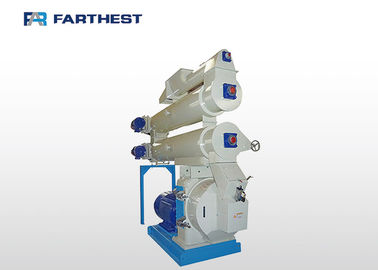 China 380V Fish Feed Pellet Making Machine / Equipment For Tilapia Fish Farming factory