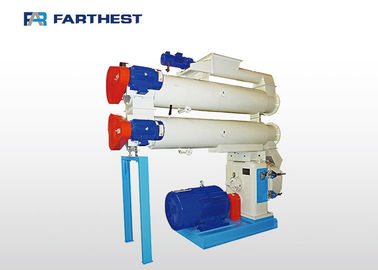 China Simple Structure Feed Granulation Machine For Tilapia and Koi Fish Farming factory
